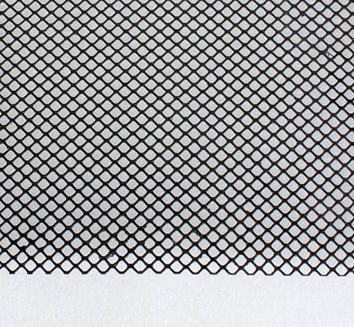 Grille type nid abeille 3 mm