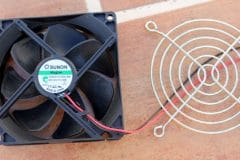 Ventilateur 80 mm