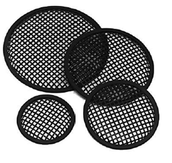 Grille ronde HP 6 pouces