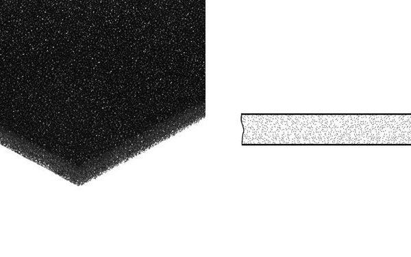 Mousse façade enceinte 10mm