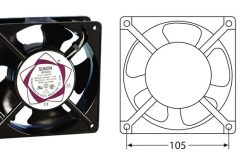 Ventilateur 220 volts