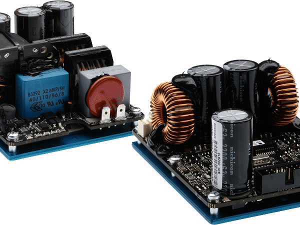 Dcell 504 Amp DSP