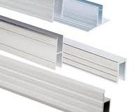 Profilés aluminium divers