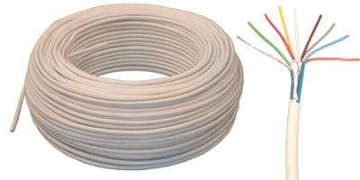 Câble pour RS 232 / 9 fils