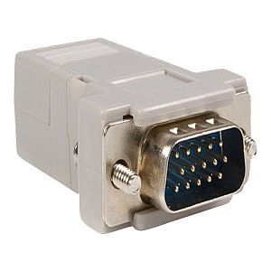 Connecteur RS 485 mâle/ Sub-d 15